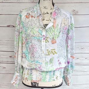 Maeve by Anthropologie Top